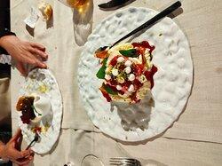 Una fantastica sorpresa cucina gourmet super buona