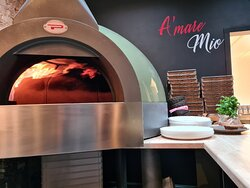 Ons magic Pizza Oven!