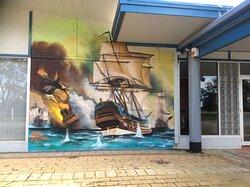 At the Ship Inn