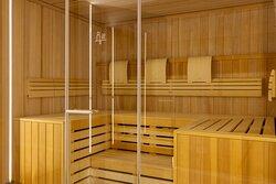 AWAY Spa Sauna