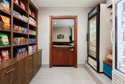 Lobby Snack Shop