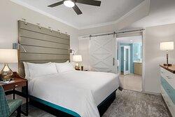 2 Bedroom Master Bedroom