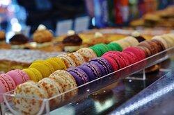 Macarons artisanaux - coffrets et assortiments