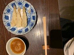 Kisu tempura