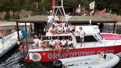 Orso Diving Team 2021
