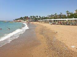 Пляж, пирс