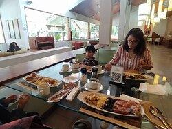 La comida toda una maravilla para degustar, hace que la estancia sea espectacular 🤤