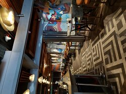 Restaurant food & Interiors