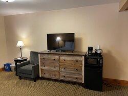 1 King Bed not Riverside - amenities