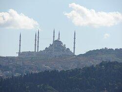 Boğaziçi Kıyısı Süleymaniye Camii