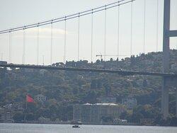 Boğaziçi Kıyısı Boğaziçi Köprüsü