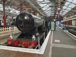STEAM - Museum of the Great Western Railway. Visited September 2021
