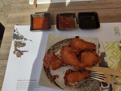 Bespoke Fried Chicken exclusive to Kimchee