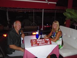 Thank you for coming our restaurant, it was our big pleasure.