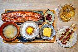 日式料理加漢堡,家常便飯味道好