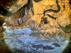 Old Spanish Treasure Cave. Sulphur Springs, AR. Photo by Christian Ardito.