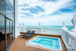 Sheraton Terrace Suite - Terrace