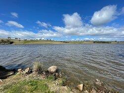 Lauriston Reservoir