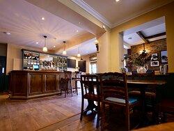 New open bar area