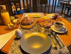 Frukost/Breakfast
