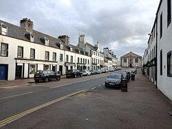 Main street Inverary.