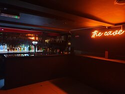 The Cave, cocktail bar
