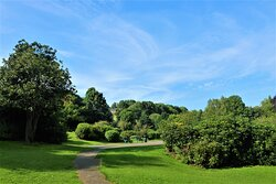 4.  Central Park, Haworth, West Yorkshire