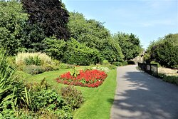 8.  Central Park, Haworth, West Yorkshire