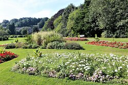 9.  Central Park, Haworth, West Yorkshire