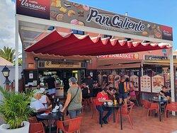 Pastelería Pan Caliente