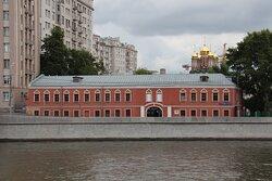 Берсеневская набережная, 18-20-22 строение 1