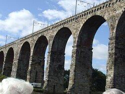 Bridge over the River Tweed.