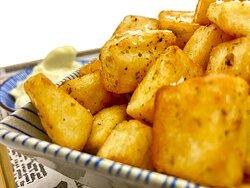 Patatas bravas especiadas