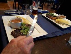 2 steaks again