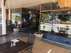 Cafe 131 store front