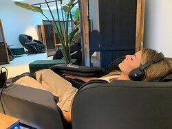 New 20 min 3 D Massage Experience