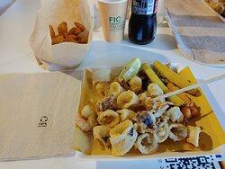 Nuovo ristorante di pesce a Fico