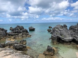 Tobacco Bay - a 5 Minute walk from the resort