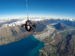 Skydive Southern Alps