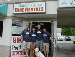 Atlantic Cycles
