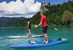 Sup Slovenia Discovery - Day Tours