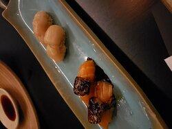 Sushi Fusion de primeira linha