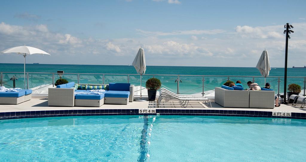 エデン ロック マイアミビーチ、ルネッサンス リゾート&スパ