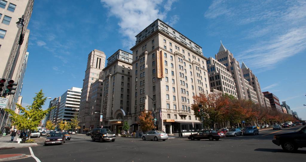 Hamilton Crowne Plaza Hotel