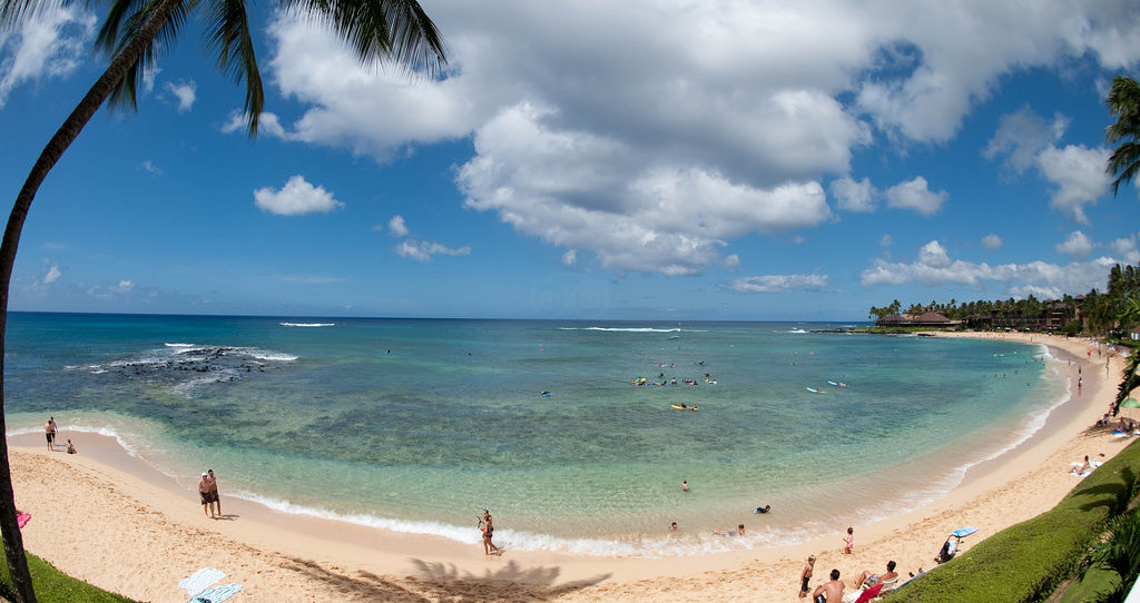奇亞胡納人工林考艾島夏威夷奧特瑞格飯店