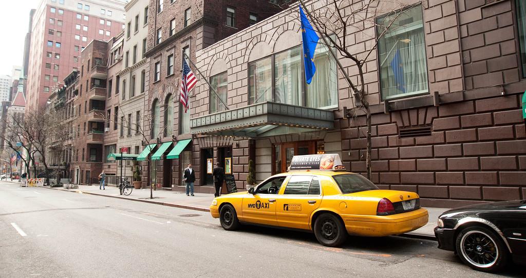 ジョリー マディソン タワーズ ホテル ニューヨーク