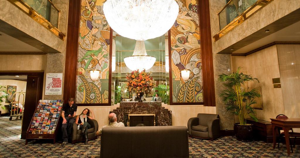 ニューヨーク ウェリントンホテル