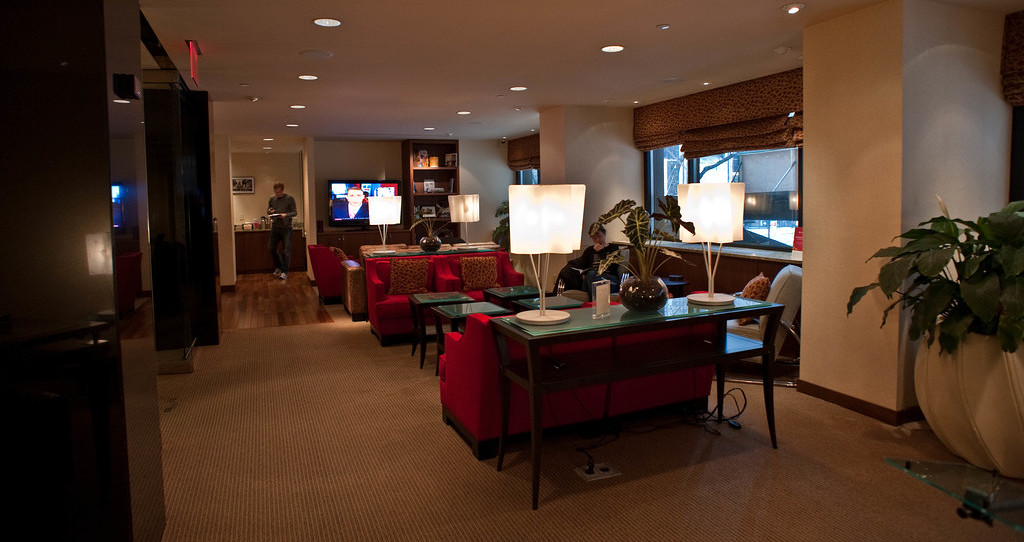 Fifty NYC–an Affinia hotel