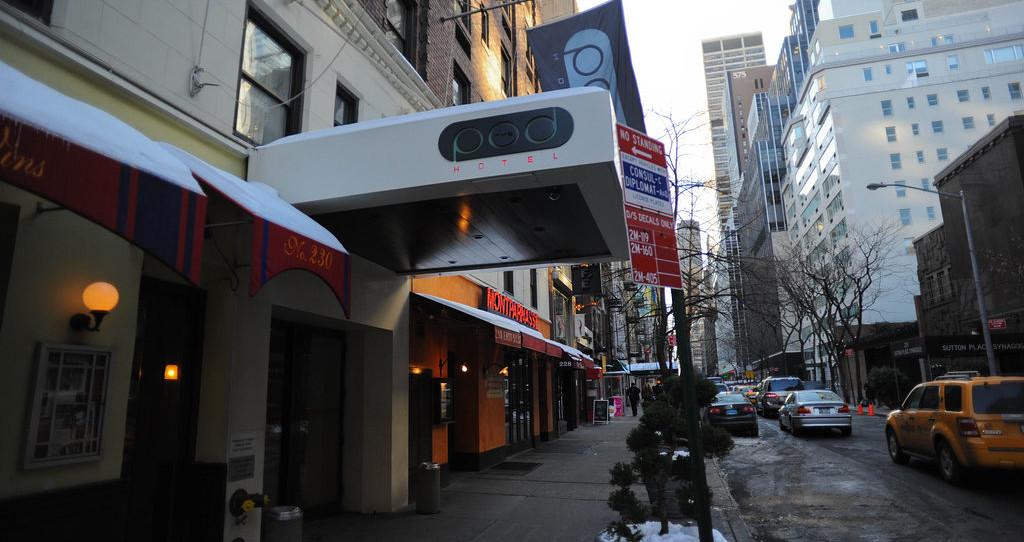 Pod 51 Hotel