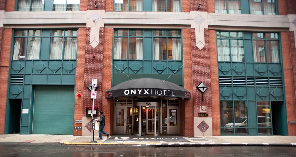 ジ オニックス ホテル - ア キンプトン ホテル